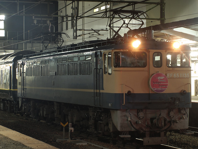 EF65 1135
