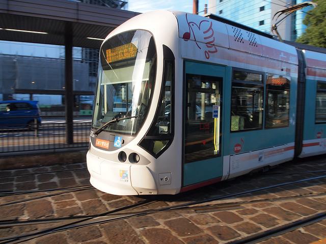 広島電鉄 5100形 5110号車