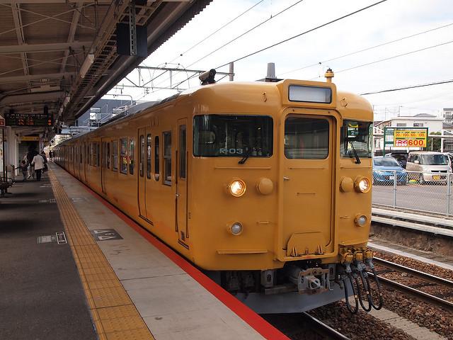 広セキR-04編成
