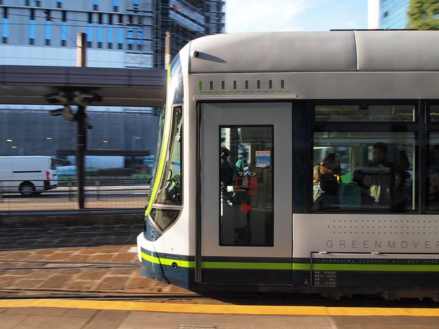 広島電鉄 1000形 1007号車