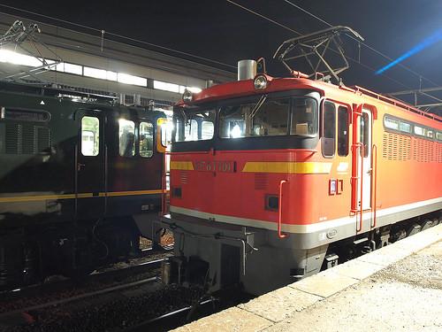 EF65 1124, EF67 101