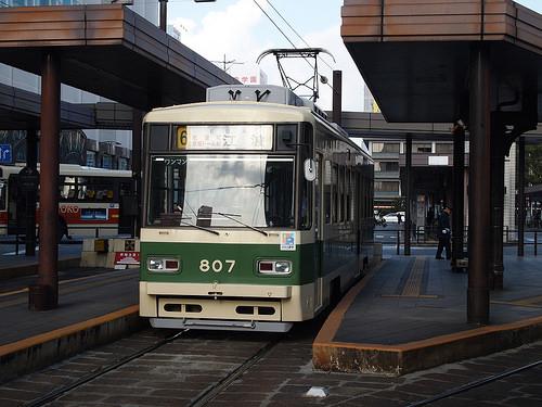 807号車