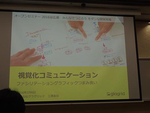 視覚化コミュニケーション 〜ファシリテーション・グラフィックつまみ食い〜