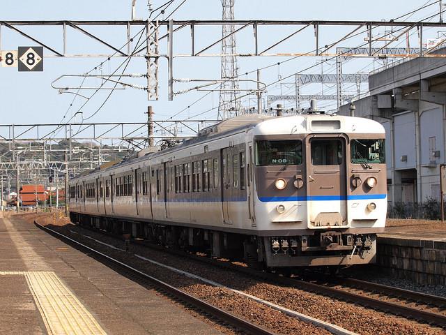 広セキN-09編成
