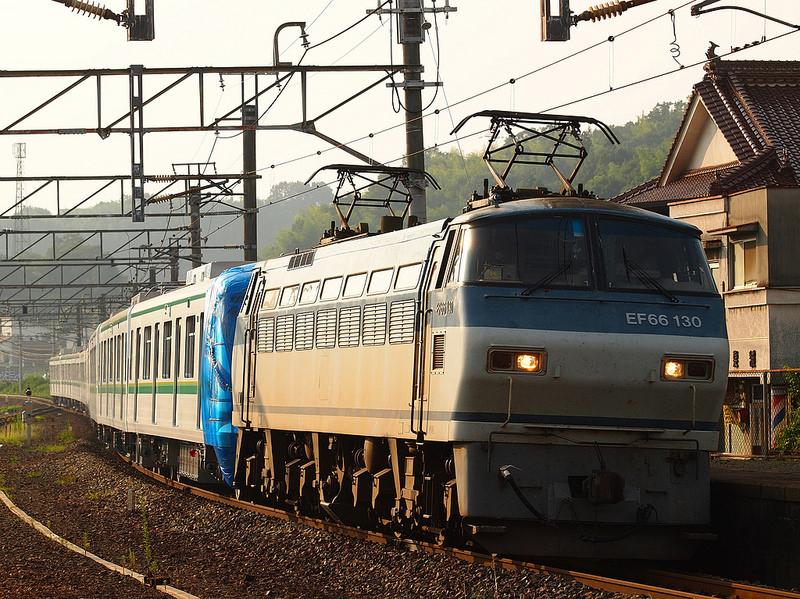 8862レ EF66 130