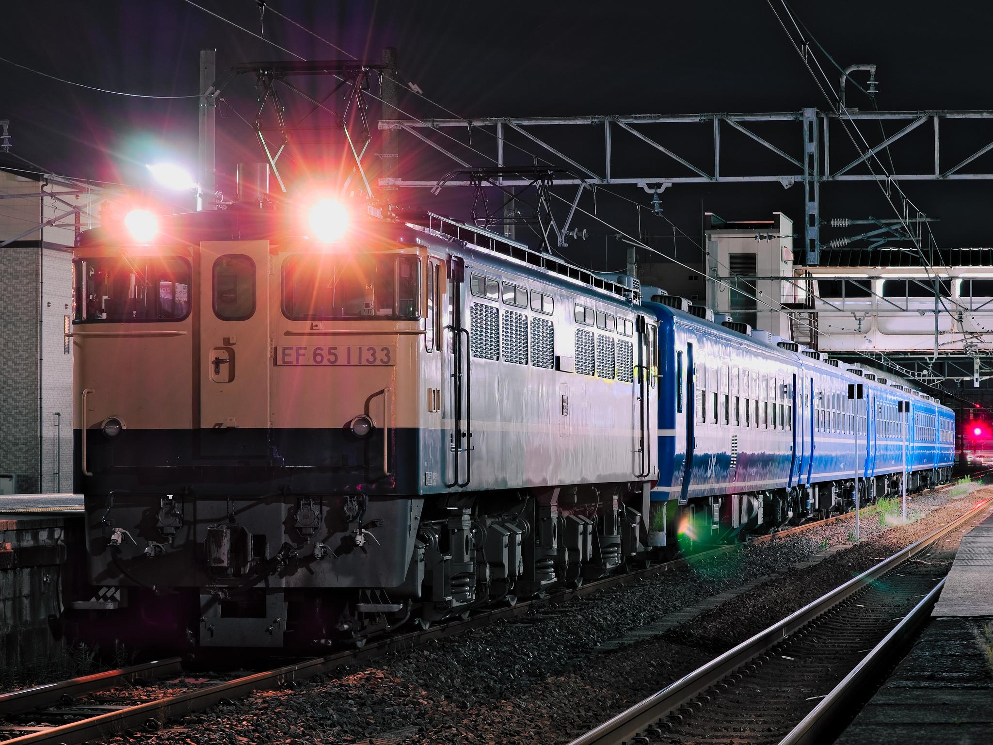 回9332レ EF65 1133