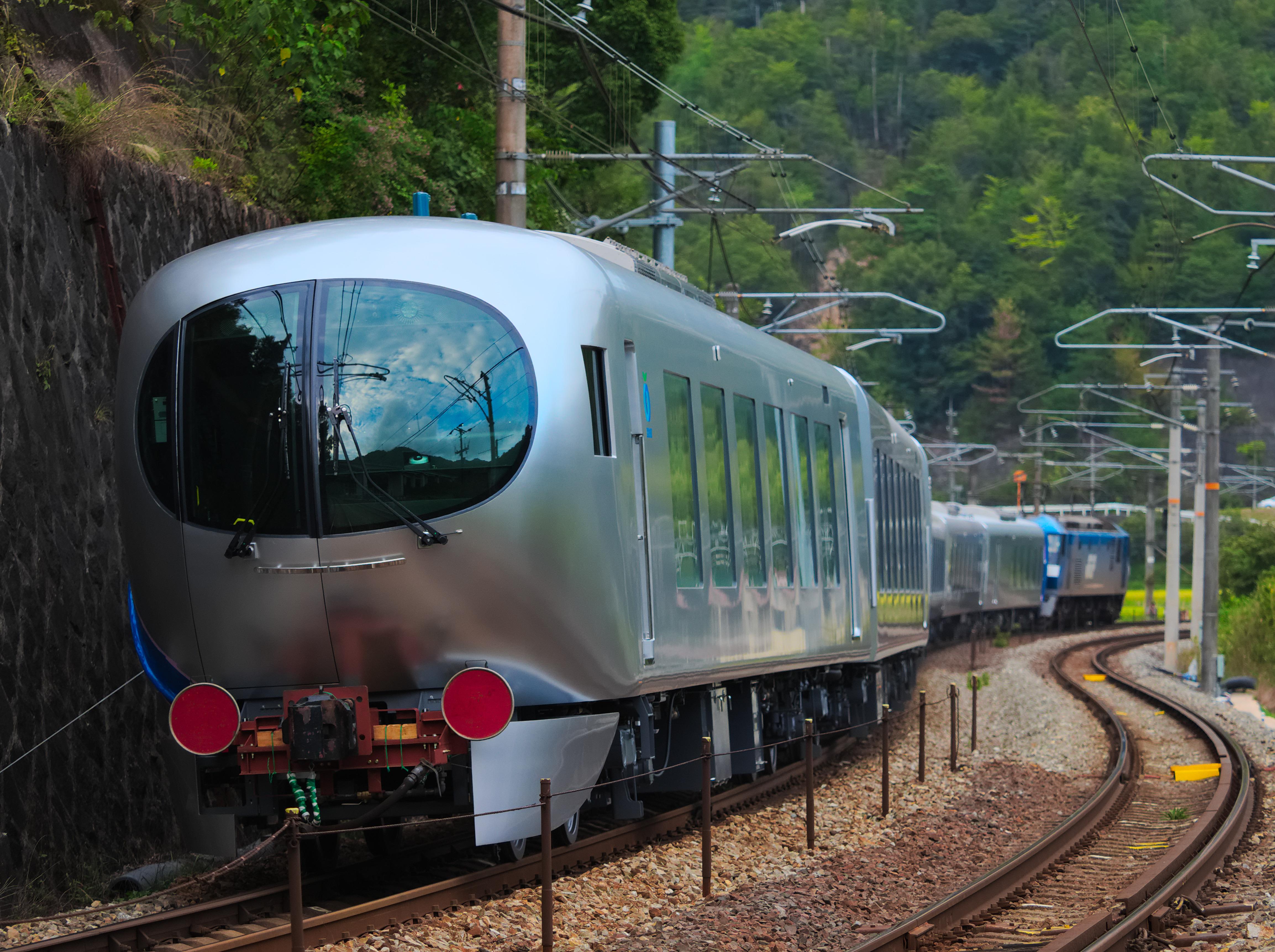 西武鉄道001系(ラビュー) 甲種輸送